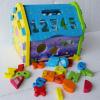 Drvena kućica umetaljka -Najlepše igračke 2
