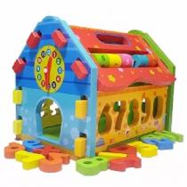 Drvena kućica umetaljka
