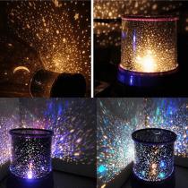 Svemirska Lampa – zvezdano nebo