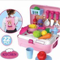 Kuhinja set 2u1 – Ranac i kofer