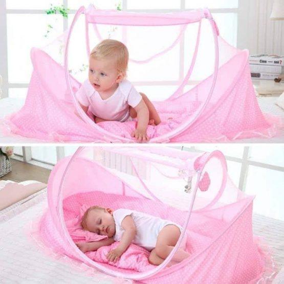 Prenosivi šator za bebe