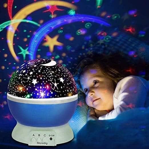 Lampa zvezdano nebo - poklon za decu i odrasle - Najlepše igračke 1