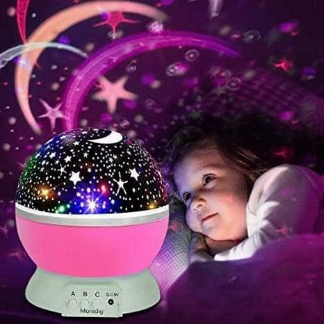 Lampa zvezdano nebo - poklon za decu i odrasle - Najlepše igračke 2
