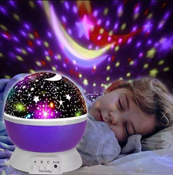 Lampa zvezdano nebo - poklon za decu i odrasle - Najlepše igračke 3