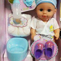 Beba sa zvucnim efektima sa cipelicama