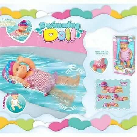 Lutka koja pliva || Najlepše igračke - Prodaja najkvalitetnijih igračaka 2