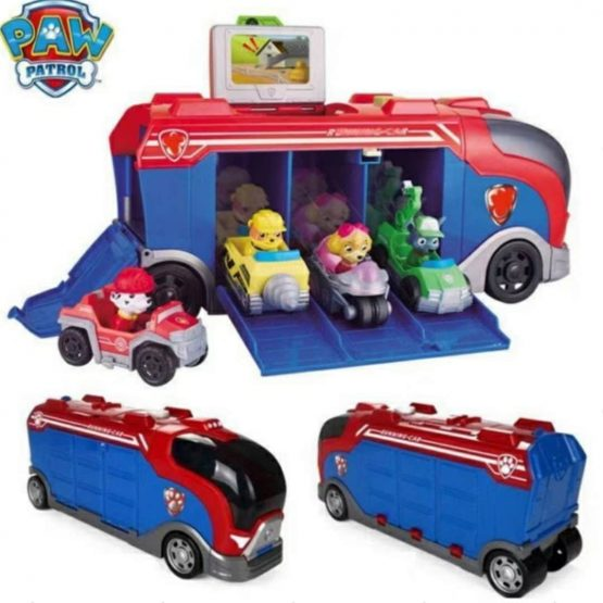 Patrolne šape bus - Najlepše igračke 2