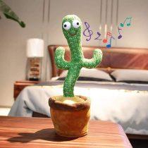 Plišani kaktus koji pleše i ponavlja reči